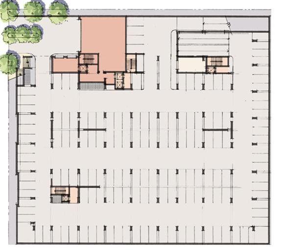 50 45 Degree Parking Lot Layout Uj8e Inspirasi Mobil