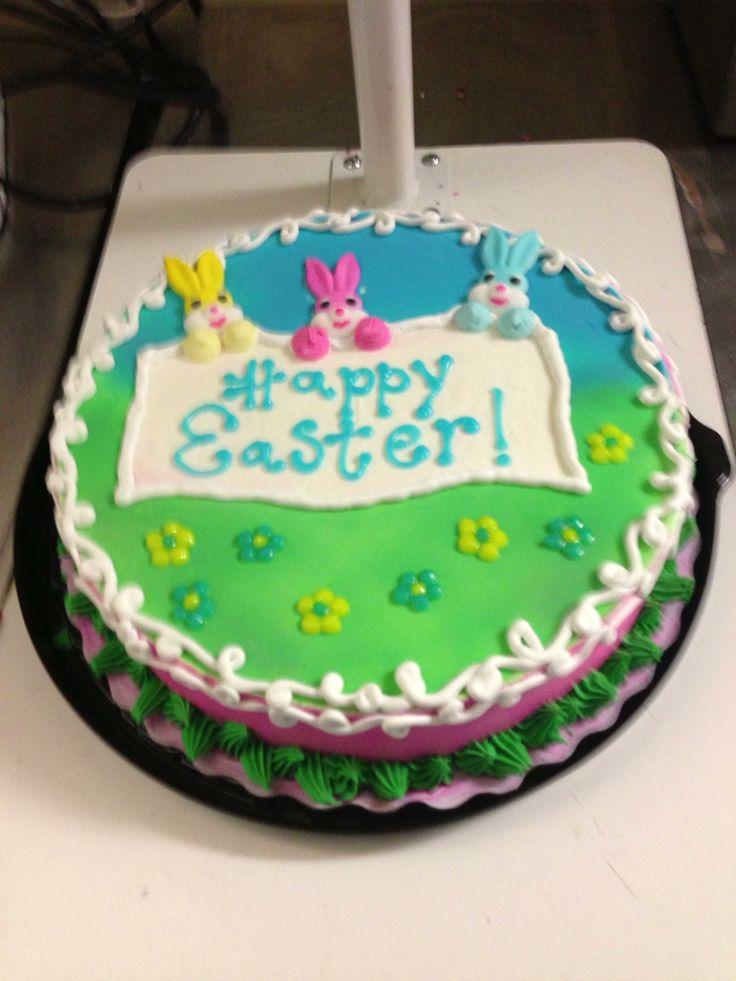 Easter Queen Cakes