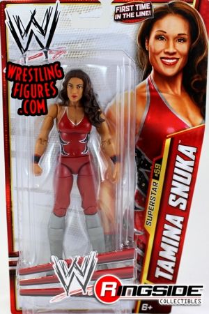Tamina Snuka - WWE Series 33 | Ringside Collectibles