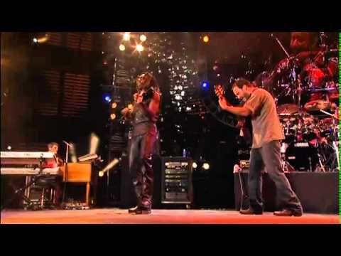 Santana & Dave Matthews - Love of My Life - YouTube