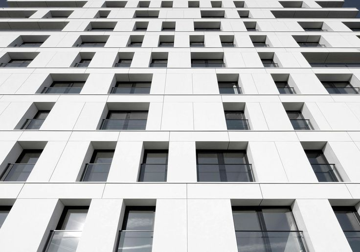 Building Material Sampling : Residential building in temse b by bontinck arch