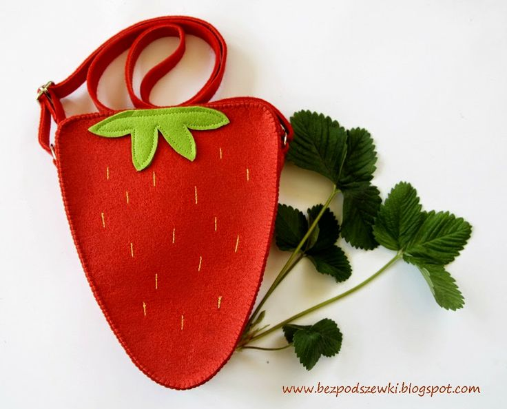 Strawberry time...