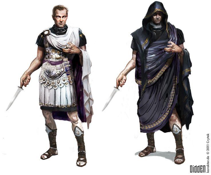 Ryse: Son of Rome - Emperor, Floris Didden | RPG ...