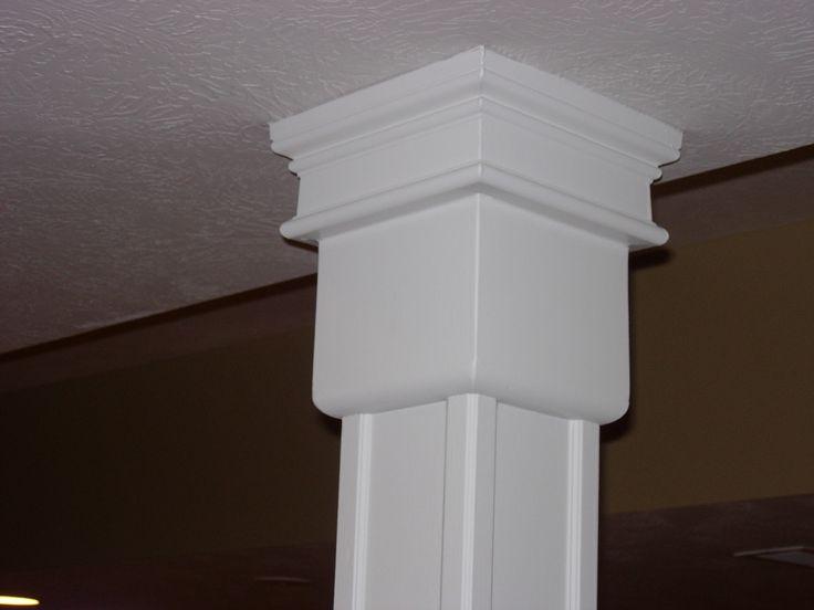Superior Basement Pole Cover Ideas Part - 7: Inexpensive Basement Pole Covers Ideas - Http://www.irishartsblog.com/