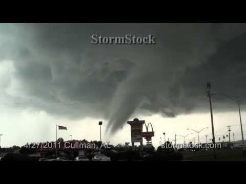 April 27, 2011 Cullman, Alabama F4 Tornado
