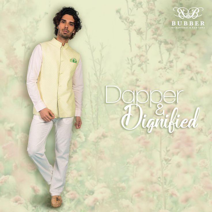 Get Dapper & Dignified In Bubber Couture's 'Sage' SAKURA Ensemble! Order This Look Today! Contact Us: 📞 9819980846/9820709875  🏠 The Bubber Couture Store. 📍 https://goo.gl/maps/YvPDNrLEuBv 📧 info@bubbercouture.com . . . . #bandhi #sakura #indowestern #ootd #dailylooks #dapperman #dapperdaily #dandy #menstyle #indiangroom #groom #gentleman #luxury #luxurybrand #mensstylepro #style #stylestatement #instafashion #fashionista #instagood #menswear #mensapparel #mensfashion #fashionman…