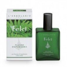 Felci borotválkozás utáni arcszesz - Rendeld meg online! Lerbolario Naturkozmetikumok http://lerbolario-naturkozmetikumok.hu/kategoriak/ferfi-kozmetikumok/felci