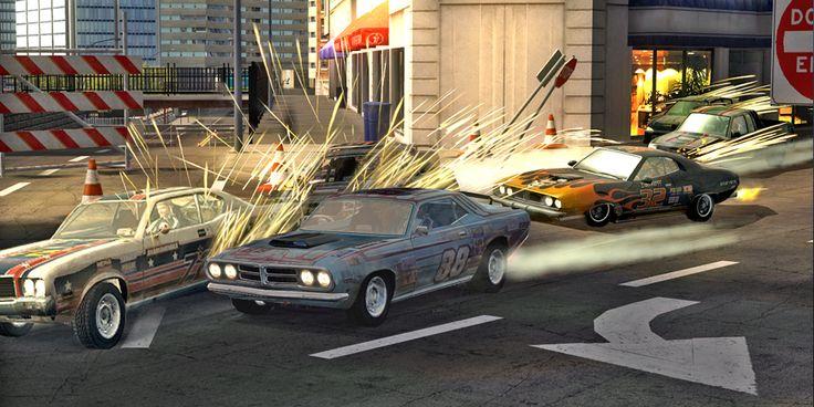 FlatOut 2. Scarica gioco di Corse automobilistiche de PC in italiano