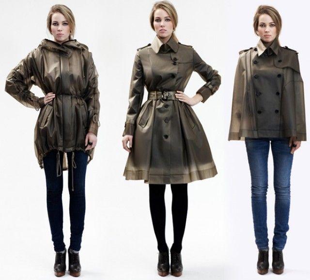 Terra New York Raincoats
