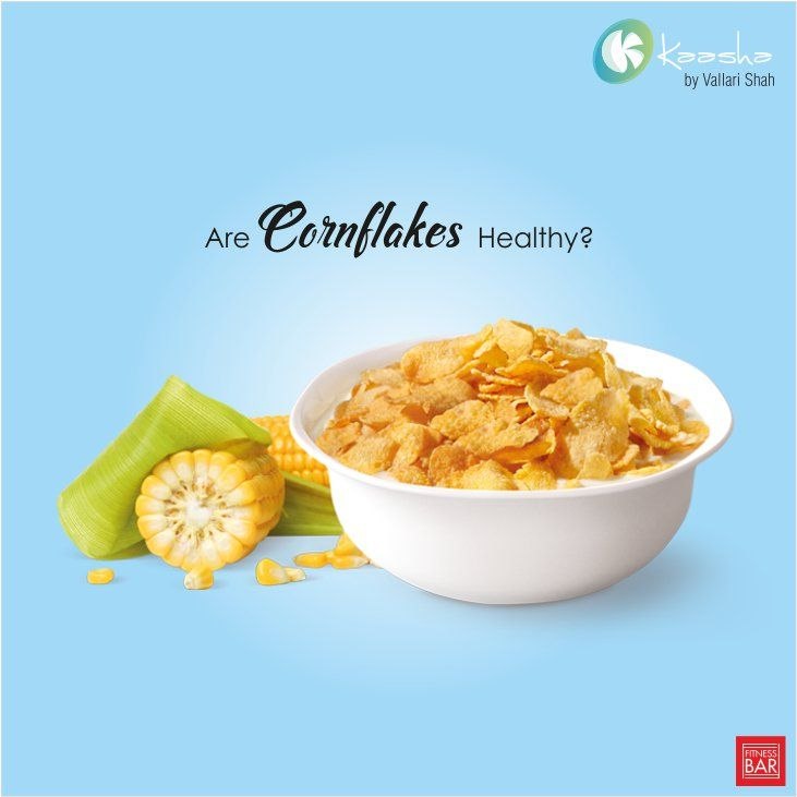 Though Cornflakes Are A Premier Choice As A Breakfast Food