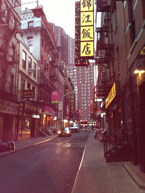 pell street