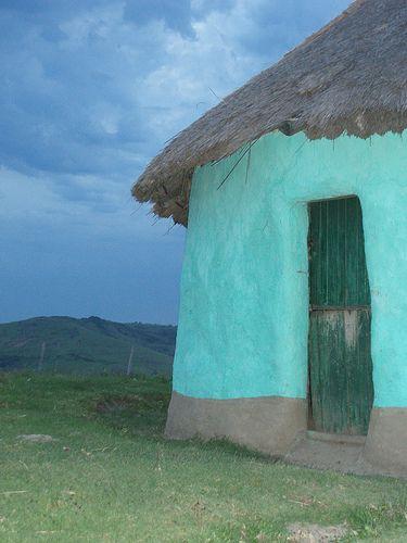 Xhosa house