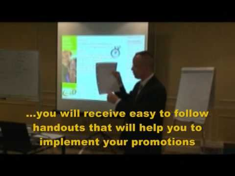 Dmitri Stern's 1-st Key to Successful Marketing Promotion for your business. #Advertising, #BusinessPlan, #MarketingPlan, #MarketingPromotion, #MarketingWorkshop, #MeasurableResults, #MoreCustomers #MarketingPromotionVideos      Make lifetime commissions from Clickbank? Clickbank has thousands of affiliates making commissions every day. Today, you can be one of them too… Click Here!  … Discover the difference between the average marketing promotion and the one ma