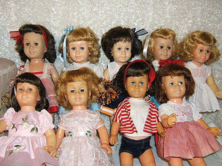 Chatty Cathy Doll Pictures