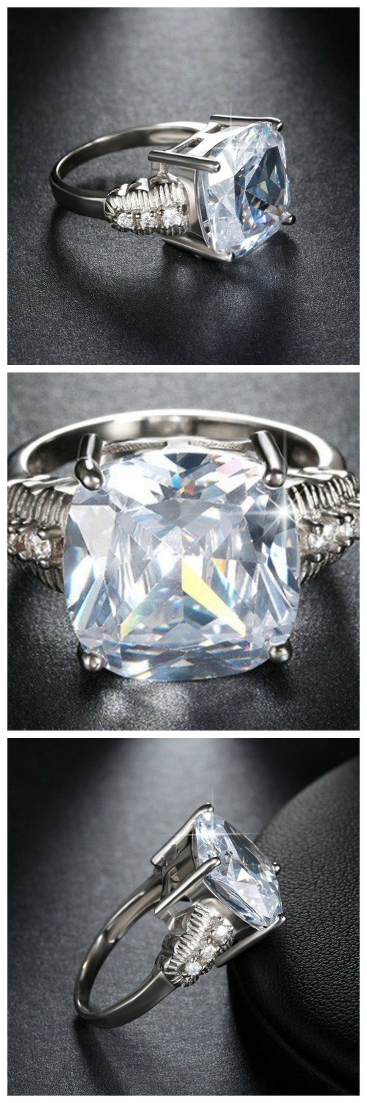 Ziphlets engagement ring. Get 10% off with the code ZIPHLETS10