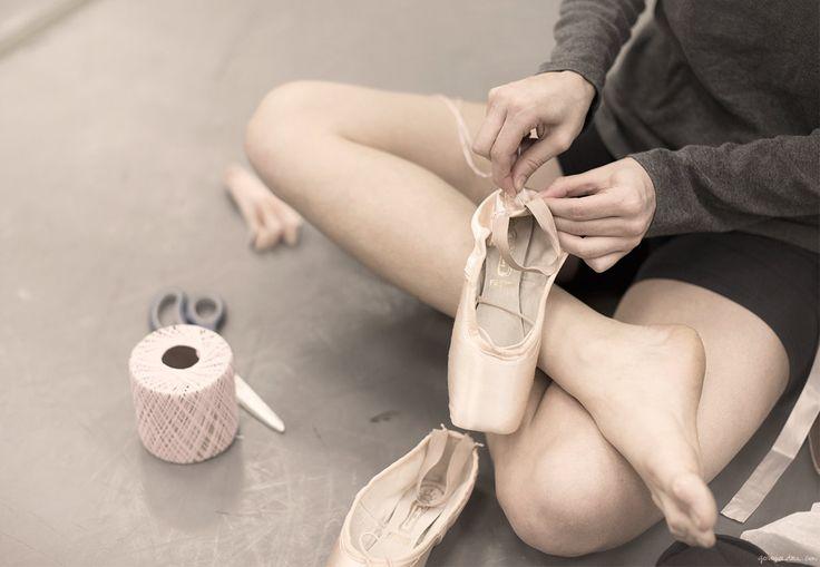 At The Ballet - Garance Doré