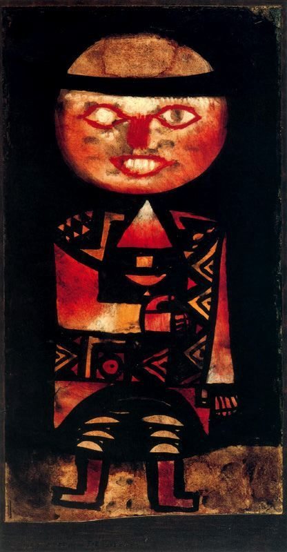 Paul Klee, medicine man