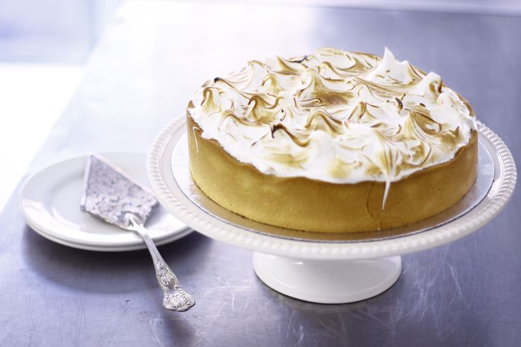 Lemon Meringue Cake by 180 Degrees Catering and Confectionery