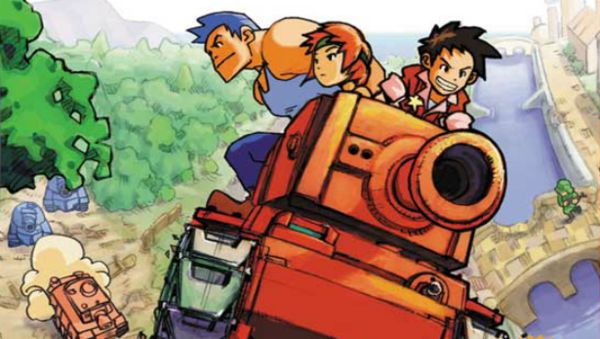 Nintendo Intelligent Systems devs interested in creating a new Advance Wars