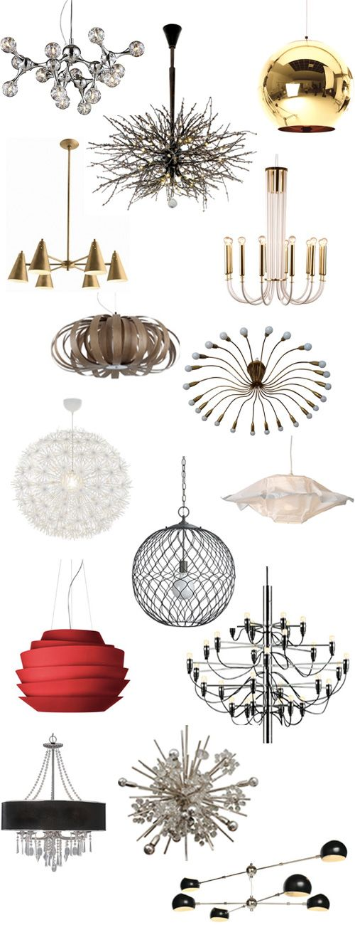 Modern Chandeliers and Pendants
