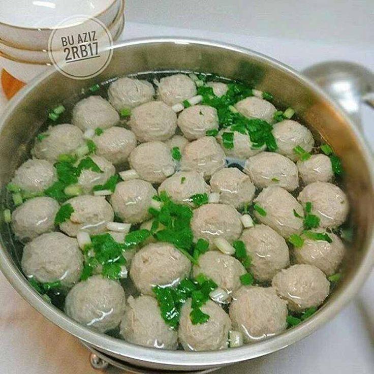 Resep Membuat Bakso Daging Homemade