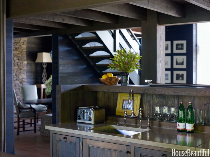 30+ Stylish Home Bars. Living Room ...