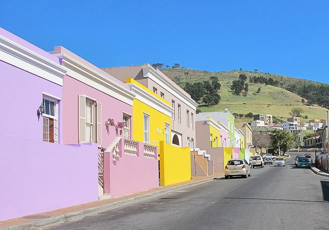 Wale Street Bo-Kaap | Flickr - Photo Sharing!