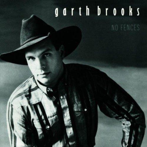all garth brooks album covers | Garth Brooks No Fences