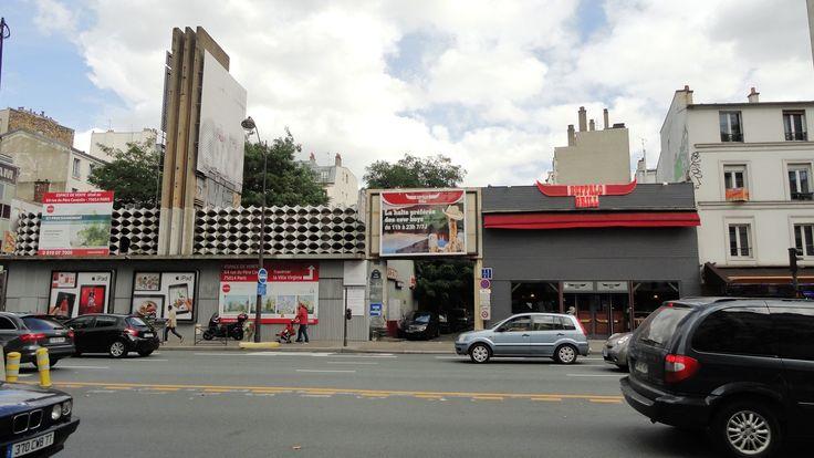 Les 112 meilleures images propos de paris xive - Restaurant bruay porte nord ...