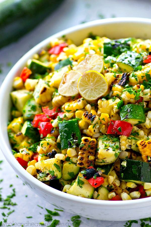 Best 25 mexican vegetables ideas on pinterest salad recipes for smoky grilled zucchini charred sweet corn and tons of other mexican goodness collide in forumfinder Choice Image