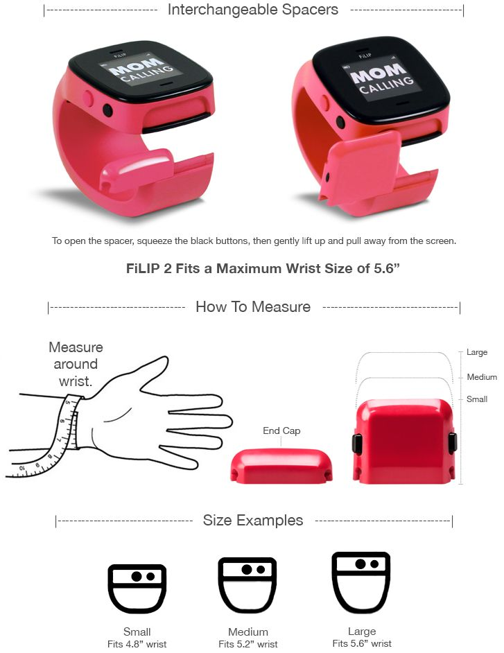 FiLIP 2 - wearable phone for kids (Pin now research later)