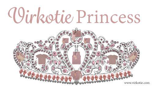 VirkotiePRINCESS @virkotie www.virkotie.com