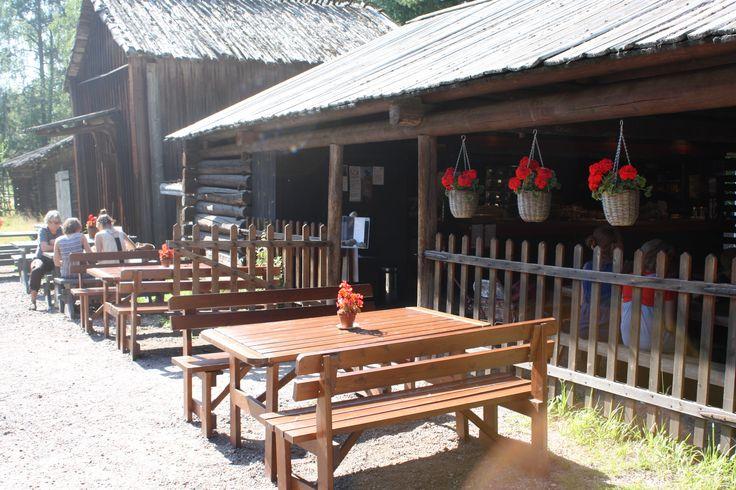 #Seurasaari #cafe #Finland