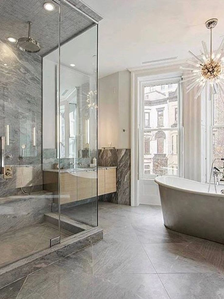 26 Ultra Modern Luxury Bathroom Designs