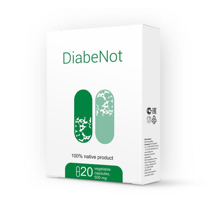 DiabeNot от диабета в Чебоксарах