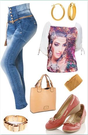 ¡Una propuesta que te encantara! #TyTJeans http://jeanstyt.com/portfolio-items/blusa-ibiza/