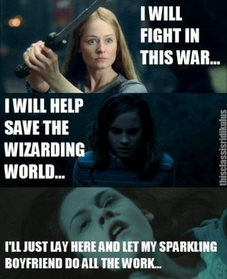 harry potter memes | Just A Few Of My Favorite Twilight Jokes That I Wanted To Share With ...