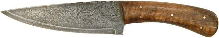 "Large Coureur Des Bois Belt Knife, 5-3/8"" blade, replica 1750 - 1790"