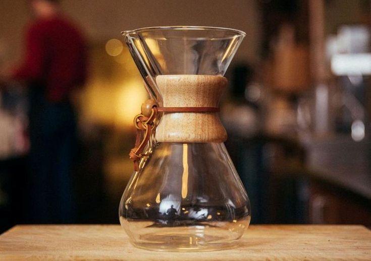 Το Chemex γίνεται αντικείμενο πόθου για τους coffee lovers ή ένα ακόμα διακοσμητικό κουζίνας;