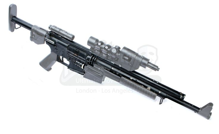 star wars ep vi return of the jedi endor rebel blaster. Black Bedroom Furniture Sets. Home Design Ideas