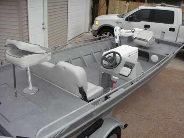 2009 Alweld 1652 custom Flat / Jon Boat For Sale in Houma - Louisiana Sportsman Classifieds, LA
