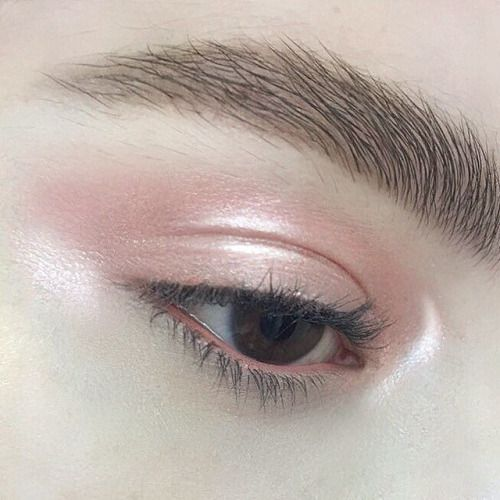 Eye Makeup - Never considered waterlining with the lid color—on a nearly monochrome lid - Health & Beauty, Makeup, Eyes