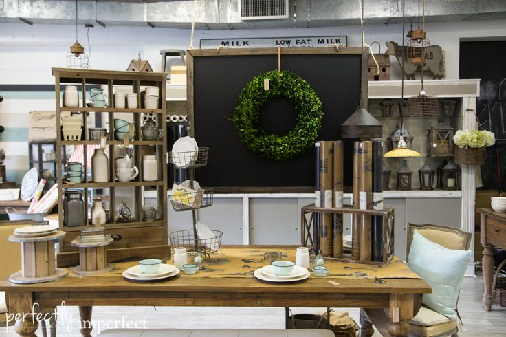 Shop displays a chapel market sneak peek shops home for Home decorative accessories shopping
