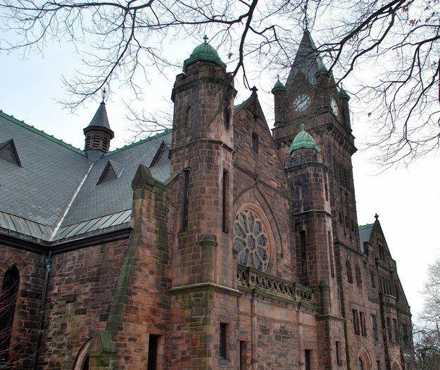 Mount Holyoke has Stunning Architecture. | 13 Reasons Why Mount Holyoke College Is Basically Hogwarts