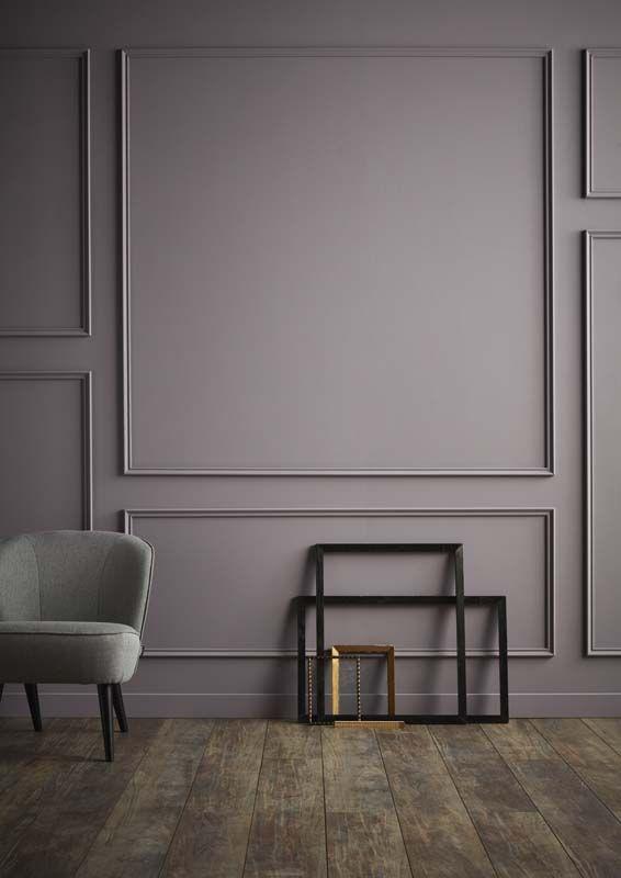 KARWEI | Muuridee No.1: met stijllijsten geef je de muur een klassieke look. #diy