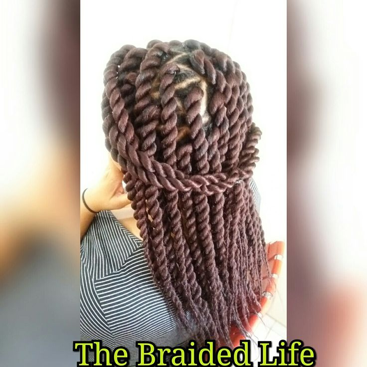 Best 25+ Rope twist braids ideas on Pinterest | Senegalese ... Jamaican Rope Twist Braids