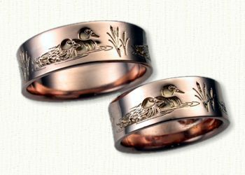 find this pin and more on our wedding ideas mens duck wedding band
