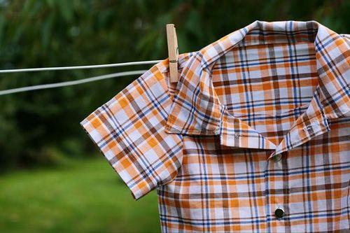 Tips bij naaien hemdje