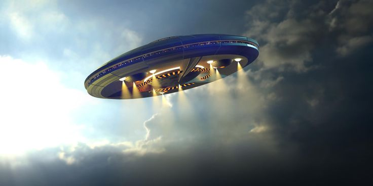 """""""It was the strangest thing I have ever seen"""" — Montrose UFO sighting - Alien…"""