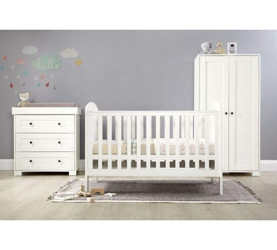 + best ideas about White nursery furniture sets on Pinterest